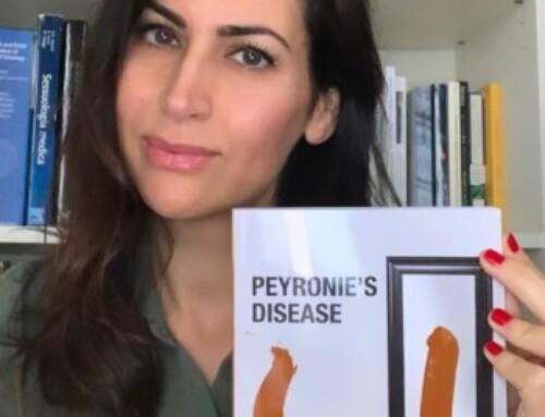 Il mio capitolo nel libro sulla malattia di La Peyronie