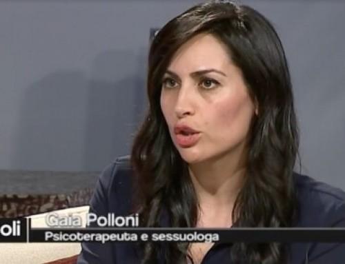 Ospite a Tv Espansione a parlare di problemi sessuali maschili e femminili
