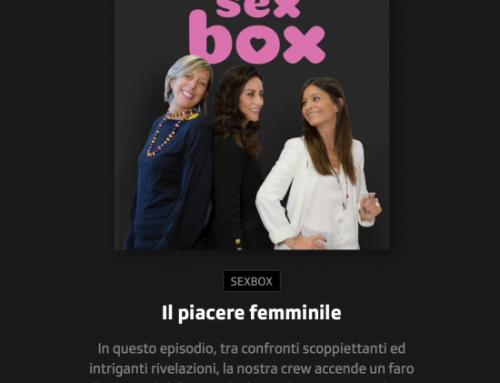 Nuova puntata di Sex Box: il piacere femminile!
