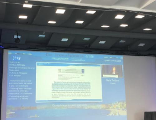 Relatore al 45° Congresso della Società Italiana di Andrologia